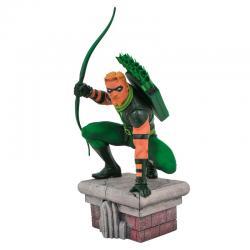Figura Green Arrow DC Comics diorama - Imagen 1