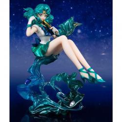 Figura Sailor Neptuno Sailor Moon 16cm - Imagen 1