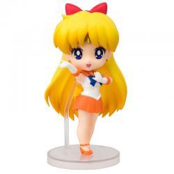 Figura Figuarts Mini Sailor Venus Sailor Moon 9cm - Imagen 1