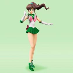 Figura Sailor Jupiter Animation Color Edition Sailor Moon 14cm - Imagen 1