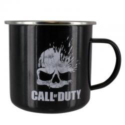 Taza metalica Call of Duty - Imagen 1