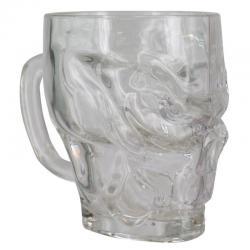 Vaso cristal calavera Call Of duty - Imagen 1