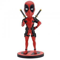 Figura Deadpool Marvel Head Knockers 20cm - Imagen 1