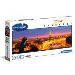 Puzzle Panorama Ratatouille Disney 1000pzs - Imagen 1