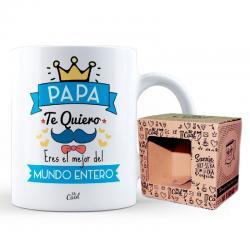 Taza Papa Te Quiero - Imagen 1