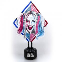 Lampara neon Harley Quinn Escuadron Suicida DC Comics - Imagen 1