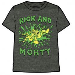 Camiseta Rick and Morty adulto - Imagen 1