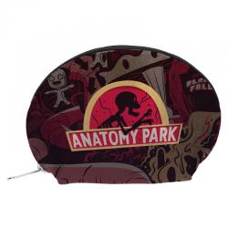 Monedero Anatomy Park Rick and Morty - Imagen 1