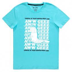 Camiseta Shrimp Rick Rick and Morty - Imagen 1