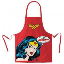 Delantal Wonder Woman DC Comics - Imagen 1