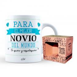 Taza Novio - Imagen 1