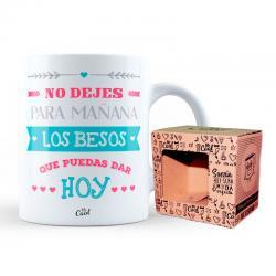 Taza Besos - Imagen 1