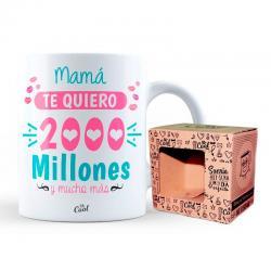 Taza Mama Te Quiero 2000 Millones - Imagen 1