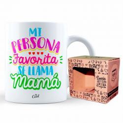 Taza Mi Persona Favorita Se Llama Mama - Imagen 1