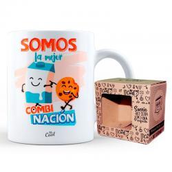 Taza Somos La Mejor Combinacion - Imagen 1