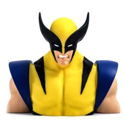 Busto hucha Lobezno X-Men Marvel 20cm - Imagen 1