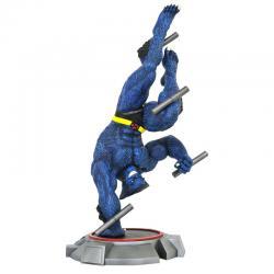 Figura diorama Bestia X-Men Marvel 25cm - Imagen 1