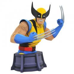 Busto Lobezno X-Men Marvel Animated 15cm - Imagen 1