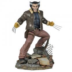 Figura diorama Lobezno X-Men Dias del Futuro Pasado Marvel 23cm - Imagen 1