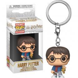 Llavero Pocket Harry Potter Holiday Harry - Imagen 1